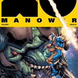 X-O Manowar 1 Exclusive Variant